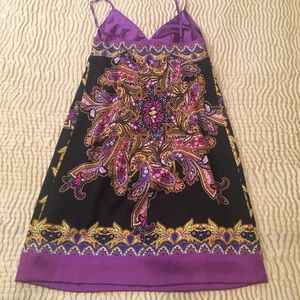 ECI Dresses - ECI New York Silk Dress Sz 6